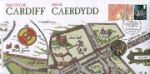 Cardiff Map: Generic Sheet for Cover Cardiff Map