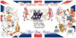 Equestrian - Jumping Team: Olympic Gold Medal 17: Miniature Sheet The Greatest Show on Earth