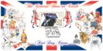 Equestrian - Individual Dressage: Olympic Gold Medal 23: Miniature Sheet The Greatest Show on Earth