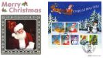 Christmas 2012: Miniature Sheet Santa Claus