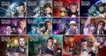 26.03.2013 Doctor Who Set of 11 Doctor Who Covers Official Sponsors