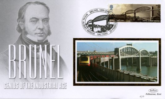 Brunel, Royal Albert Bridge