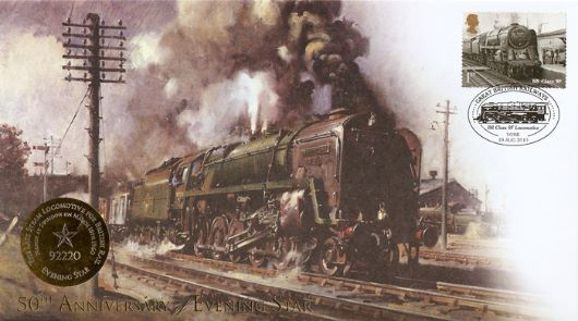 Great British Railways, 'Evening Star'