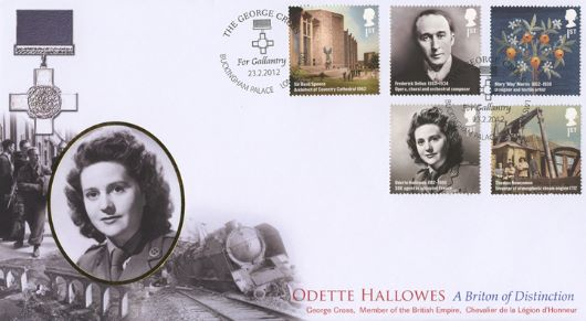 Britons of Distinction, Odette Hallowes
