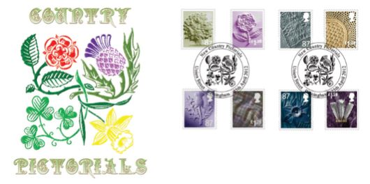 Country Pictorials 2012 Set, Country Emblems