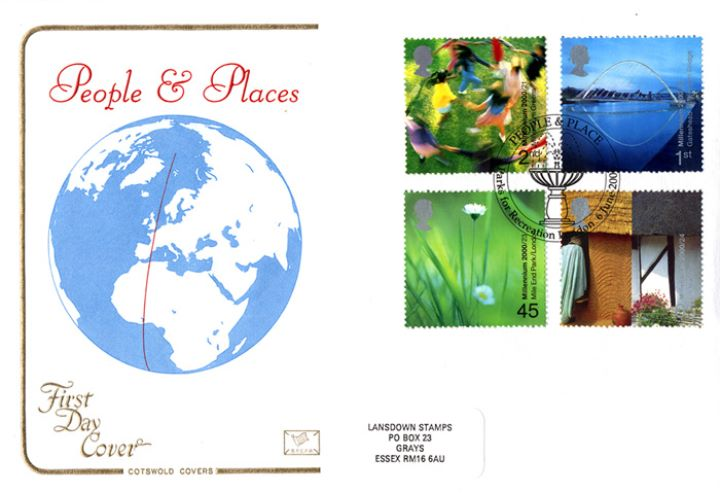 People & Place, Millennium Cover No. 6