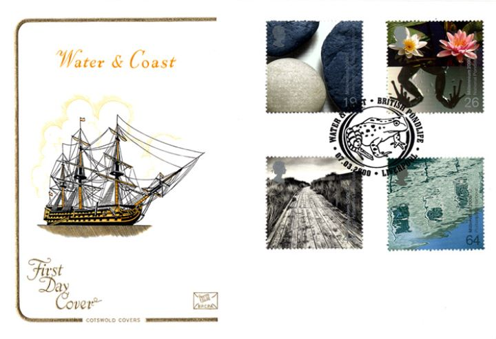 Water & Coast, Millennium Cover No. 3