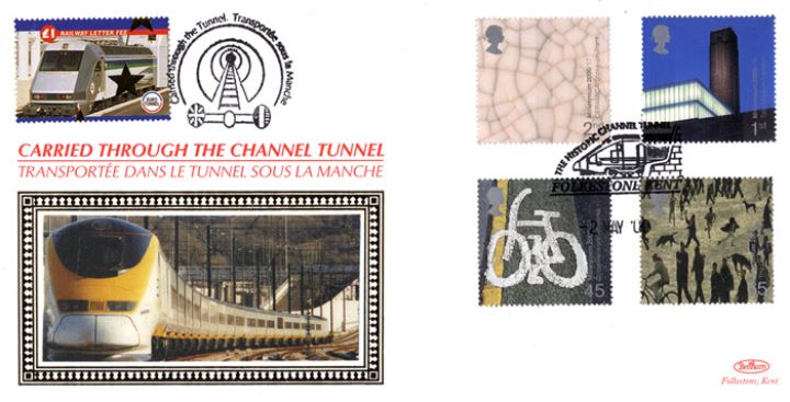 Art & Craft, Historic Channel Tunnel