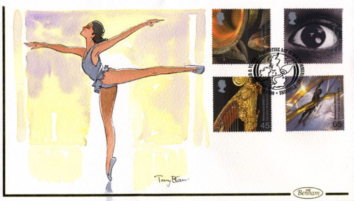 Sound & Vision, Ballet Dancer
