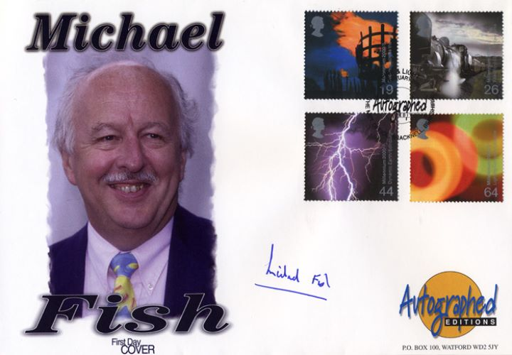 Fire & Light, Michael Fish