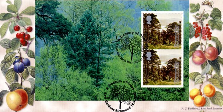 PSB: Trees - Pane 1, Forest for Scotland