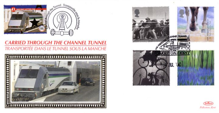 Stone & Soil, Historic Channel Tunnel