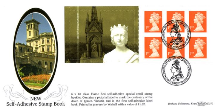 Self Adhesive: Queen Victoria, Osborne House