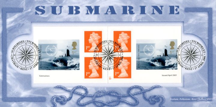 Self Adhesive: Submarines, Submarines