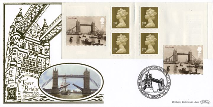 Self Adhesive: Bridges of London