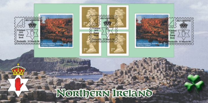Self Adhesive: Northern Ireland - A British Journey, Giant's Causeway