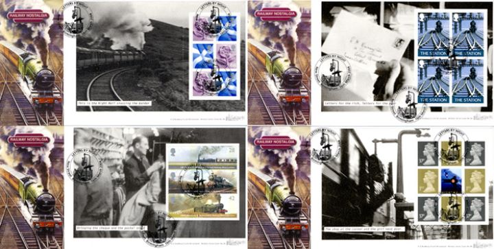 PSB: Letters by Night, Flying Scotsman