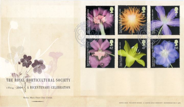Royal Horticultural Society, Bicentenary Celebration