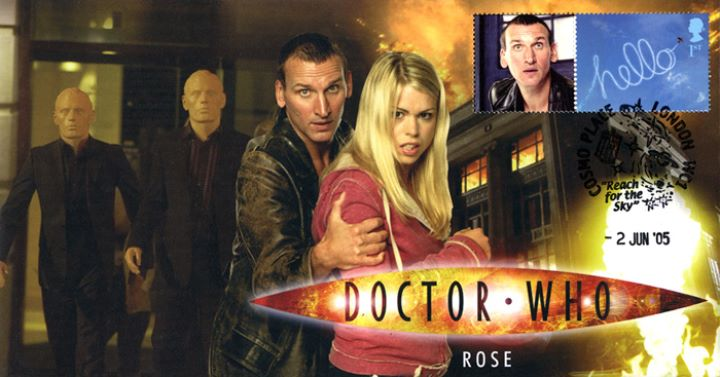 Doctor Who No.2, Rose