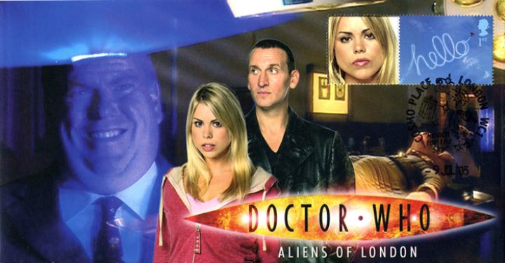 Doctor Who No.5, Aliens of London