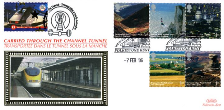 England, Channel Tunnel