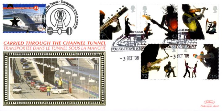 Sounds of Britain, Historic Channel Tunnel