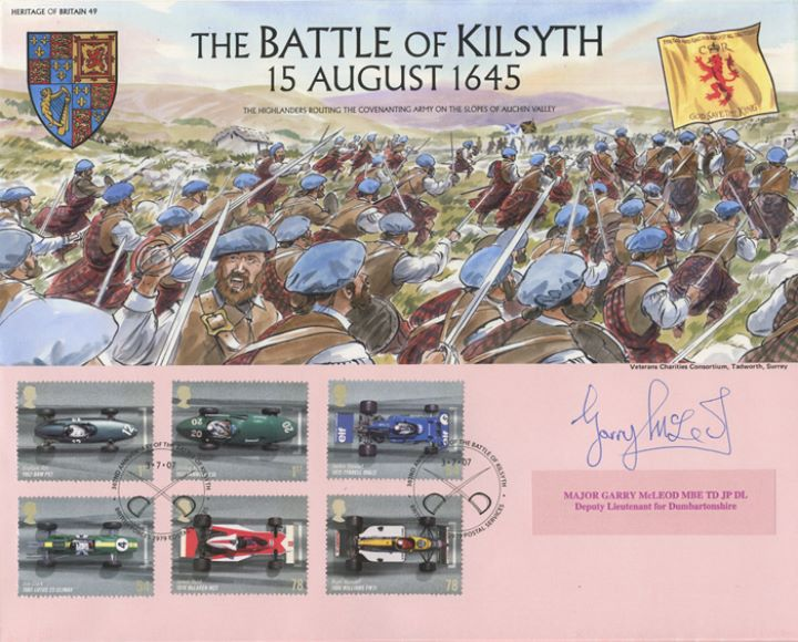 Grand Prix, Battle of Kilsyth
