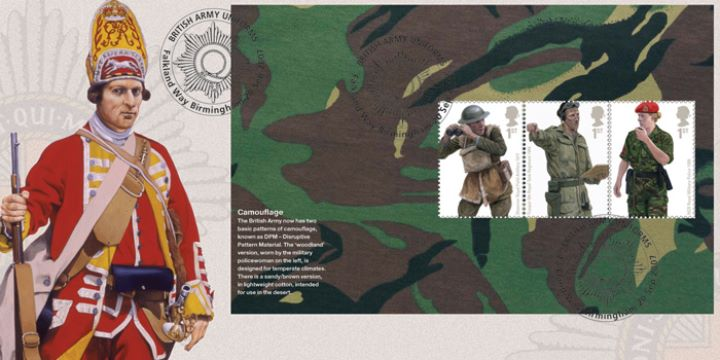 PSB: Army Uniforms - Pane 2, Grenadier