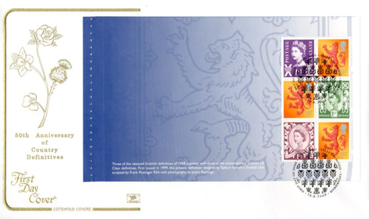 PSB: Country Definitives - Pane 2, Country Emblems