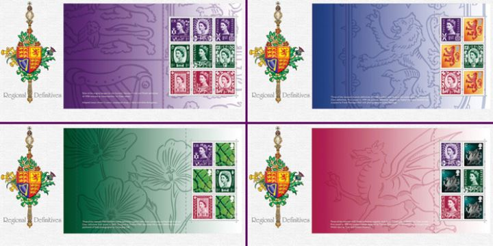 PSB: Country Definitives, Heraldic Emblems