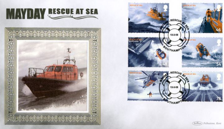 Mayday - Rescue at Sea, Lifeboat
