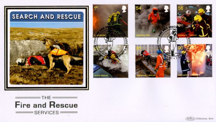 Fire and Rescue, Search and Rescue