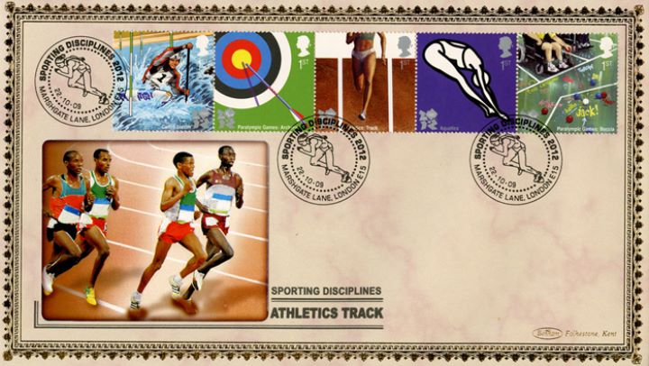 Olympic Games: Series No.1, Track Event