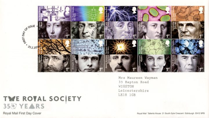 The Royal Society, 350 Years