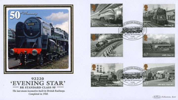 Great British Railways, Evening Star