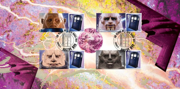 Doctor Who: Generic Sheet, Sontaran