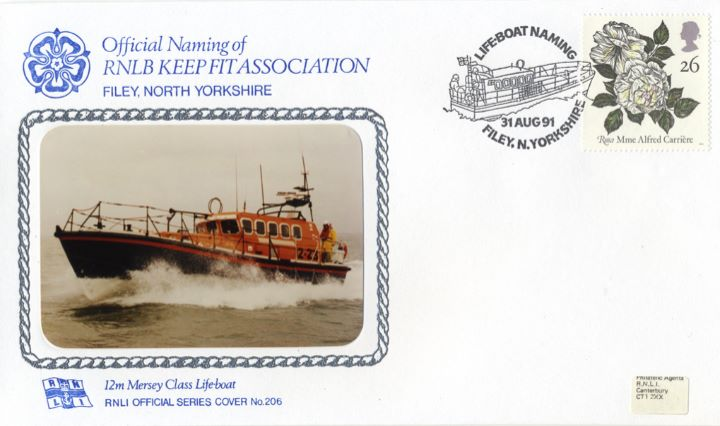 12m Mersey Class Lifeboat, RNLB Keep Fit Association