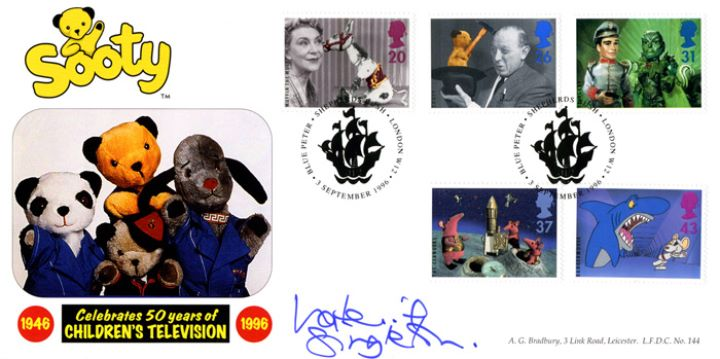 Children's Television, Sooty Blue Peter