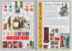 Anthony Trollope [Commemorative Sheet] Bicentenary of Anthony Trollope