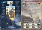 Travelling Post Office The Night Mail Producer: Bradbury Series: Commemorative Stamp Card (29)