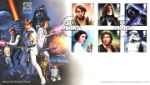 Star Wars 40th Anniversary Producer: Royal Mail/Post Office