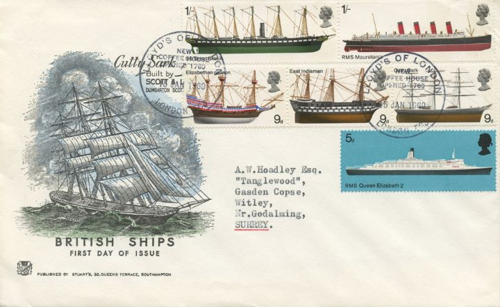 British Ships, Cutty Sark