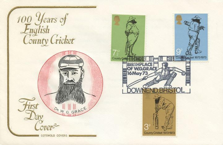 County Cricket Centenary, Dr W. G. Grace