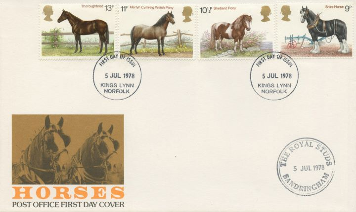 Shire Horse Society, The Royal Studs, Sandringham