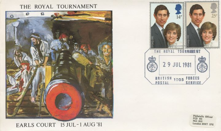 The Royal Tournament, Earls Court
