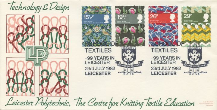 British Textiles, Leicester Polytechnic