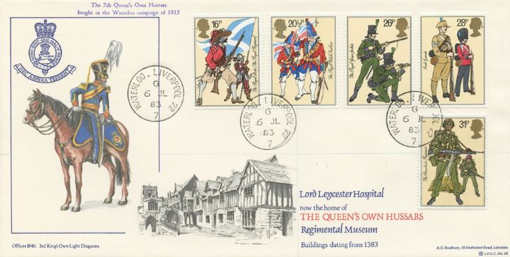 British Army, Lord Leycester Hospital