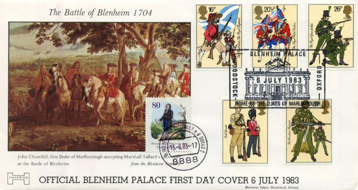 British Army, Double dated Blenheim
