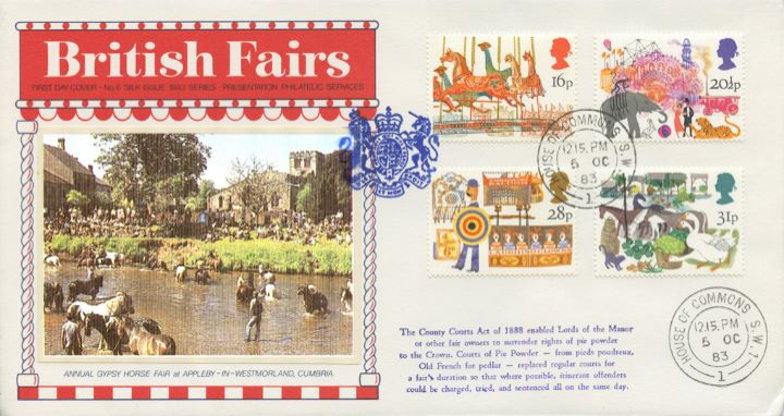 British Fairs, Gypsy Fair at Appleby