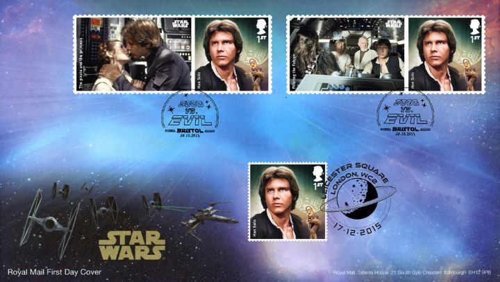 PSB: Star Wars, Han Solo Double-dated Star Wars Cover